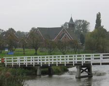 Church In Alblasserdam