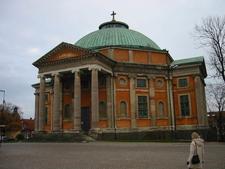 Church Of Holy Trinity Karlskrona