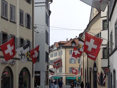 Poststrasse Old Town