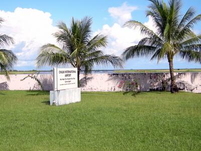Chuuk  International  Airport