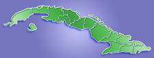 Ciego De Vila Is Located In Cuba
