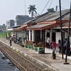 Cikarang Railway Station
