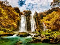Cikaso Waterfall