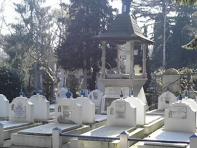 The Graves Of White Emigres
