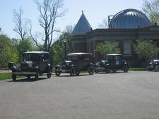 Cincinnati Observatory Exterior