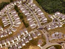 Cincinnati Suburbs Tract Housing