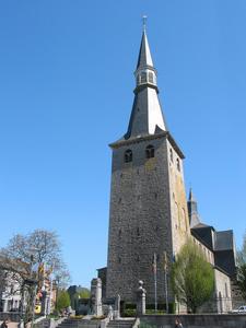 Ciney St. Nicolas Church