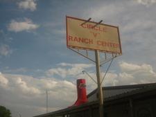 Circle V Ranch Center In Carrizo Springs