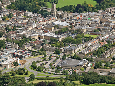 Cirencester View