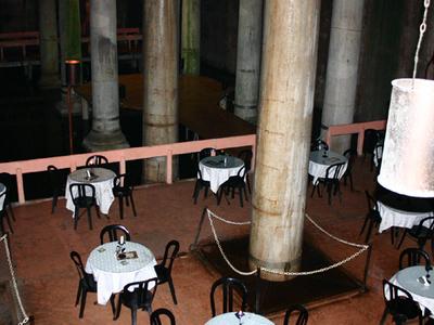 Cistern Cafe
