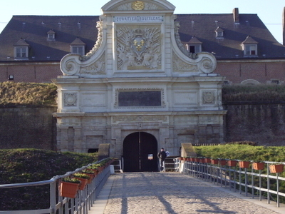 Entrance To The 'Vauban Citadel'