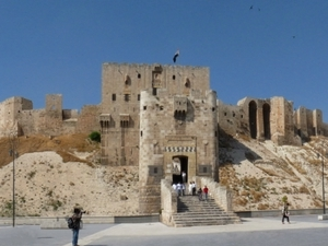 Ciudadela de Aleppo