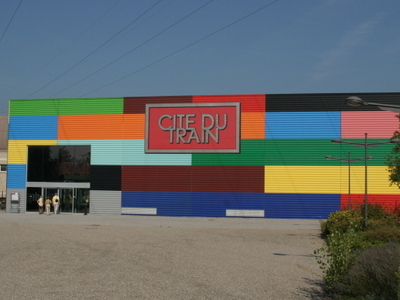Cite Du Train Museum