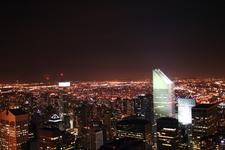 Citigroup Center Night