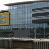 City Campus Newport From Footbridge