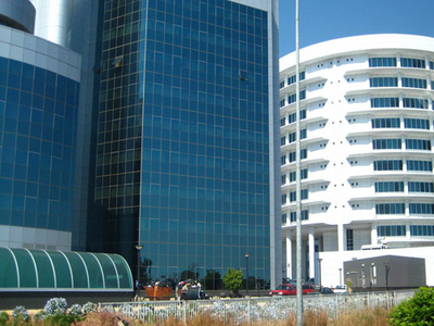 City Center Gaborone