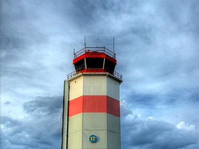 City Centre Airport Control Tower