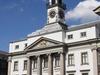 City Hall In Dordrecht