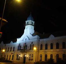 Ayuntamiento Rackeve