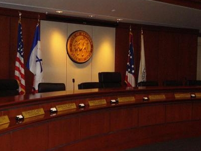 City Of  Bedford  Council Chambers