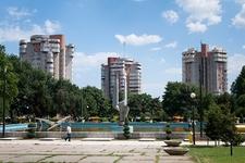 City Park In Constanta
