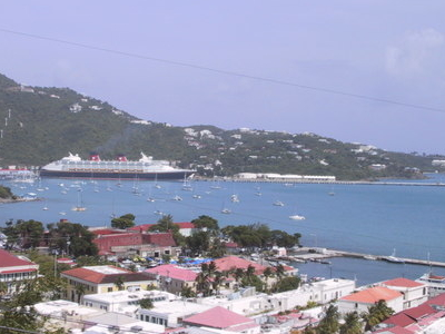 St. Thomas Us Virgin Islands.