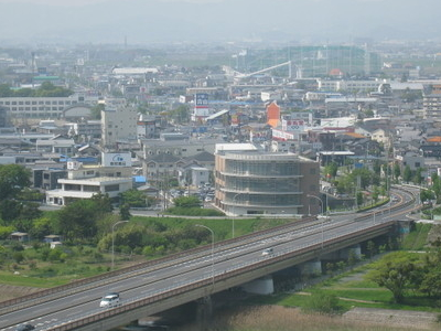 City View Of Toyohashi