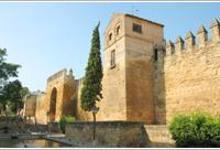 City walls in Calle Cairuan