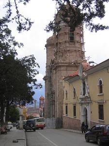 Ciudad De Potosí Bolivia