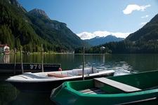 Civetta From Alleghe - Italian Dolomites