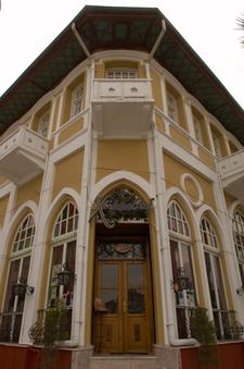 Civil Architecture Manisa