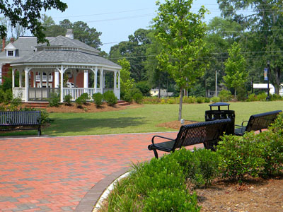 Civil  War  Trailhead  Park On  Main  Street     Dallas  G A