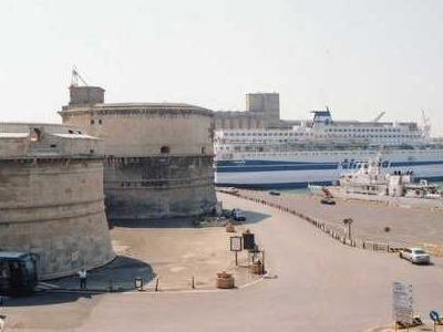 Civitavecchia Fort And Harbour