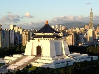 C K S  Memorial  Hall  Taipei