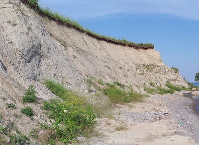 A Till Cliff