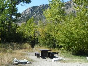 Clark Tenedor Campground