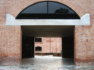 Classroom Block Of Old Campus