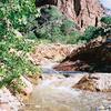 Clear Creek Stream - Grand Canyon - Arizona - USA