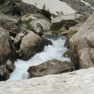 Cleft Falls - Wyoming