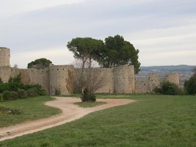 Chateau Des Guilhem