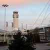 Cleveland Hopkins International Airport Control Tower.