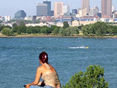Cleveland Lakefront