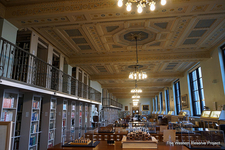 Cleveland Public Library Interiors