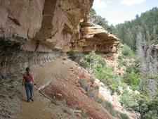 Cliff Spring Trail - Grand Canyon - Arizona - USA