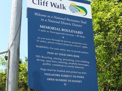 Cliff  Walk  Newport