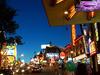 Clifton Hill At Night