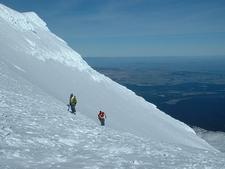 Climbing @ Turoa - North Island NZ