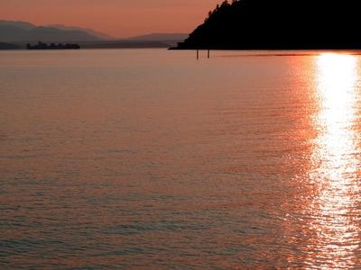 Clinton  Beach   Washington  State