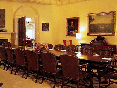 Clinton Roosevelt Room