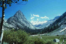 Cloud Canyon, In The Park's Backcountry